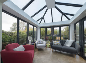 Kennilworth Glass Roof Conservatory