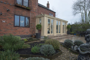 Thermally Efficient Conservatory
