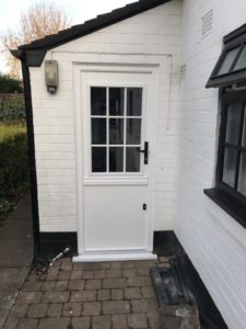 Composite Stable Back Door Kenilworth