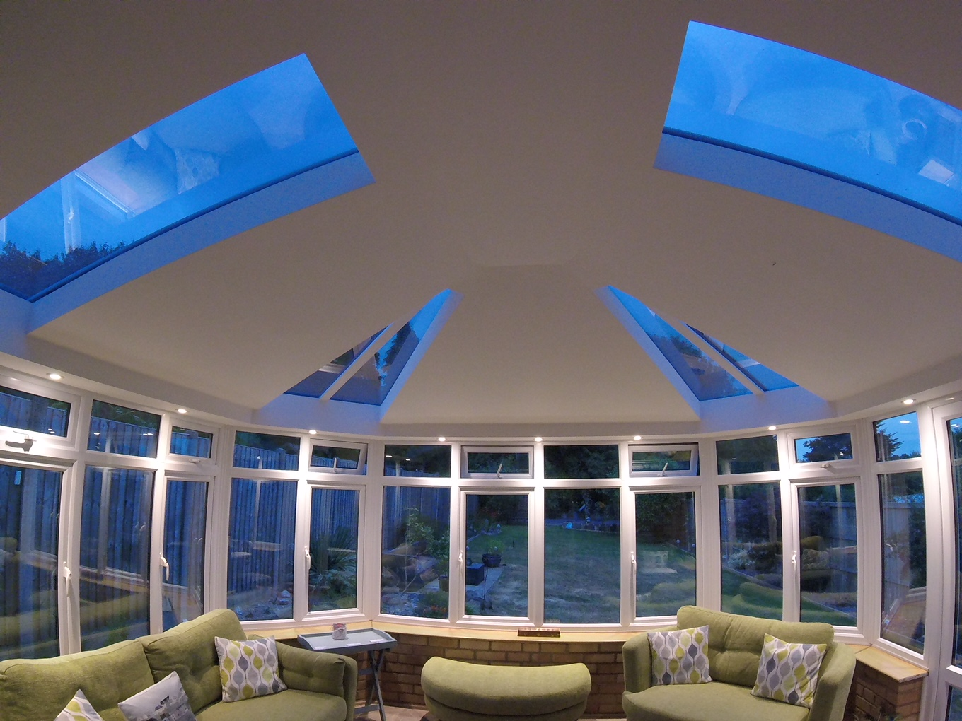 Replacement Solid Conservatory Roof Prices Ultraframe