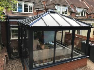 Glass Conservatory Roofs Kenilworth