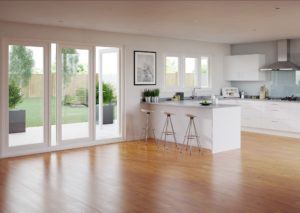 uPVC Bi-Fold Door Quote Kenilworth