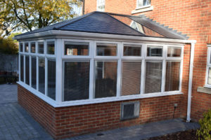 Ultraframe Tiled Roof, Warwick
