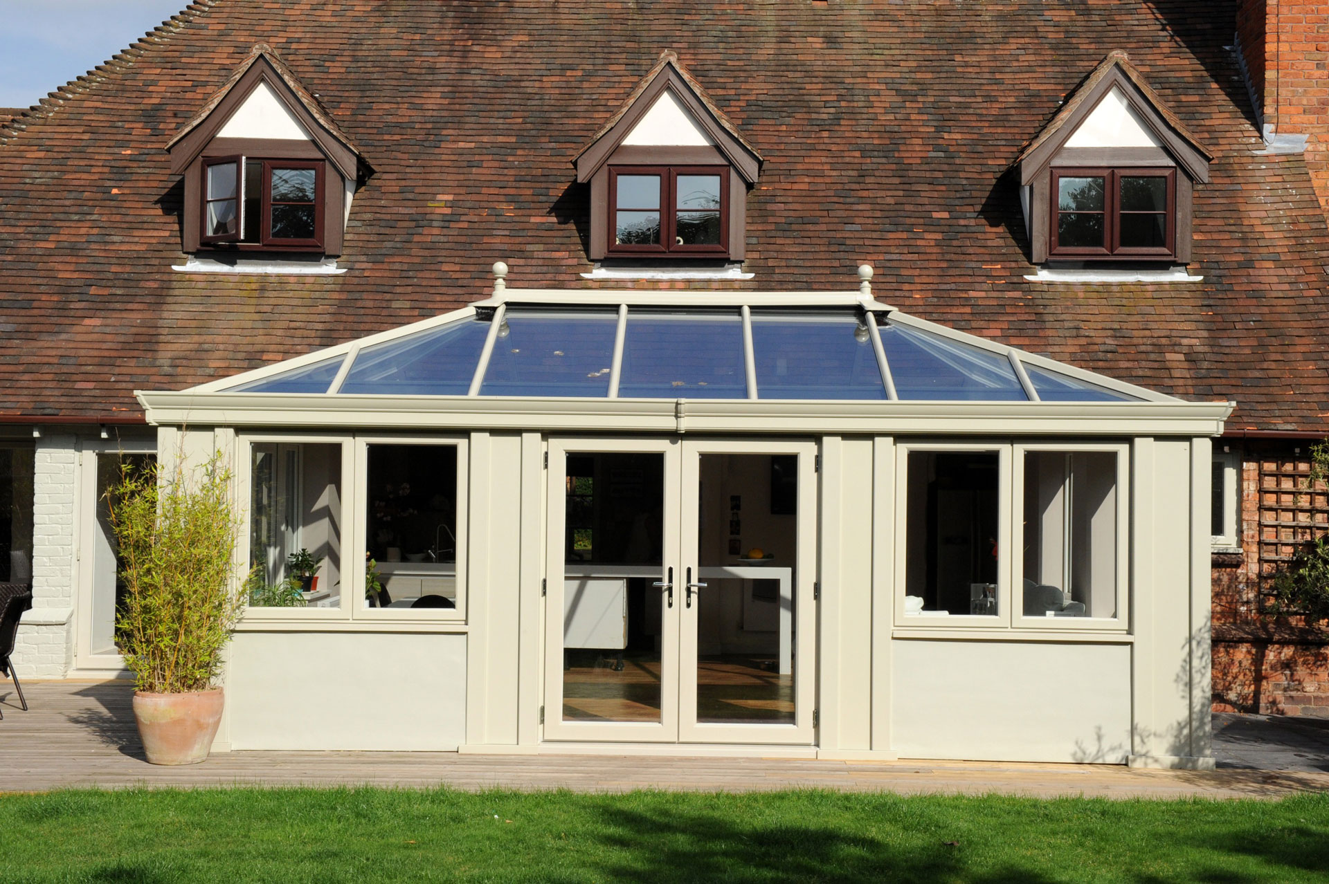 Glass Conservatory Replacement Roofs Kenilworth Leamington Spa