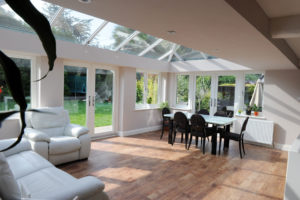 Glazed Extensions Warwickshire