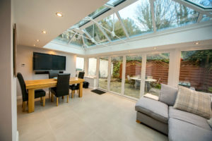 Glass Roof Extensions Kenilworth