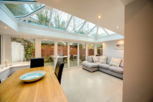 Glass Box Extension Kenilworth