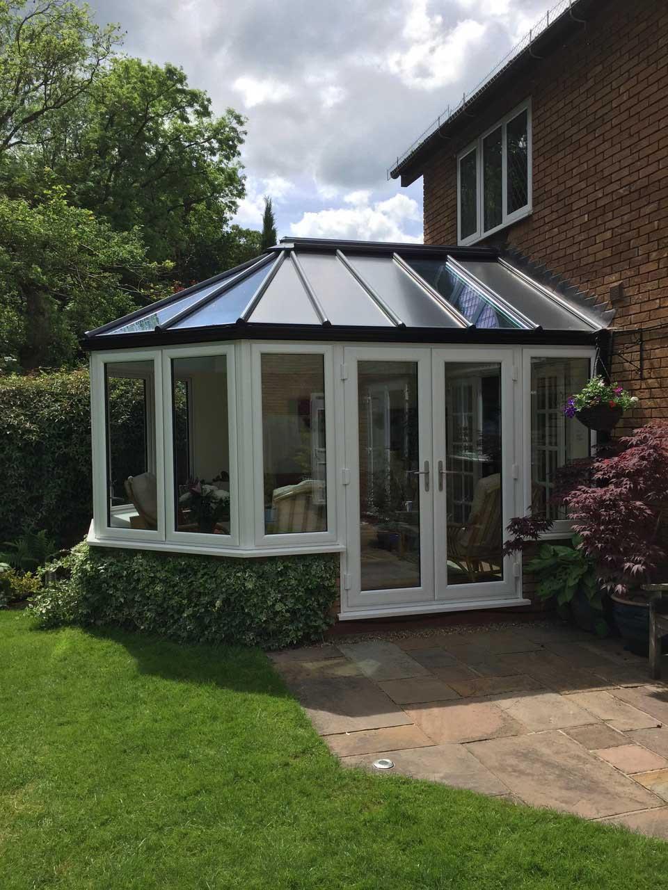 conservatory extension upgrades, Kenilworth