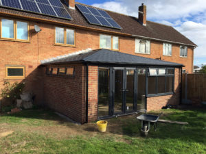 Replacement Conservatory Roof, Rugby
