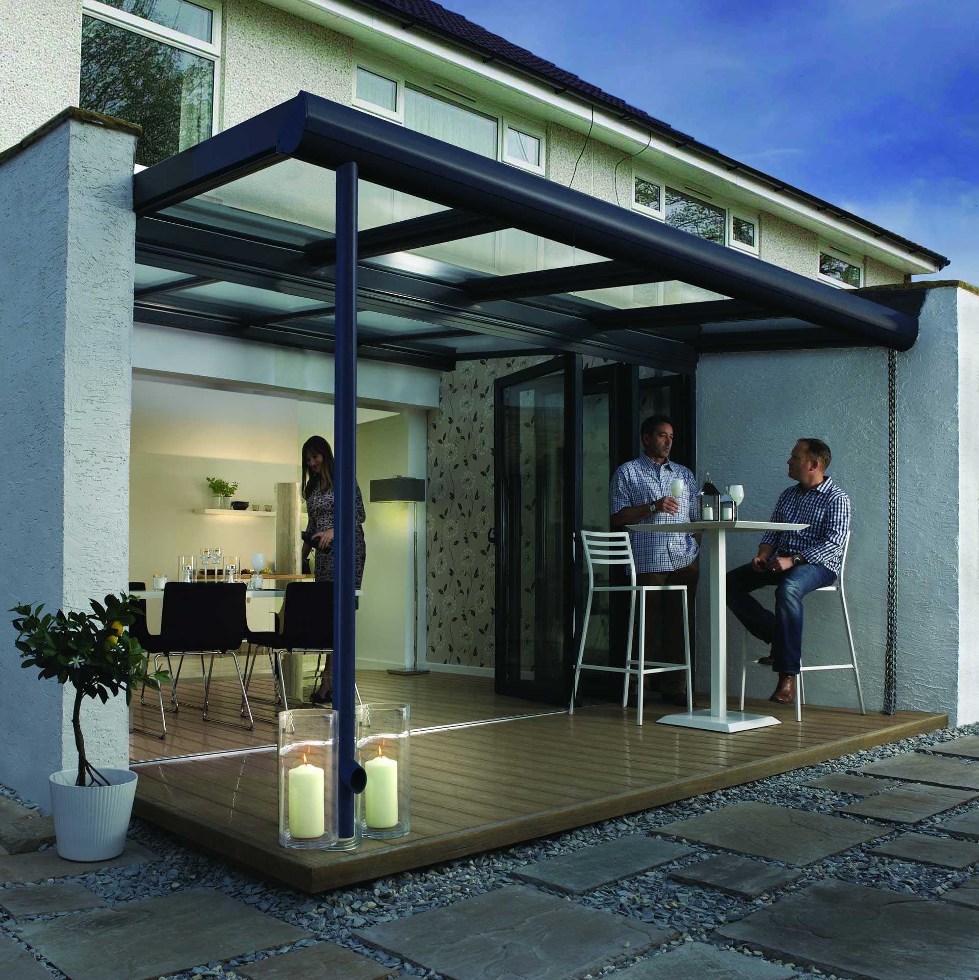 Modern Veranda Prices Kenilworth