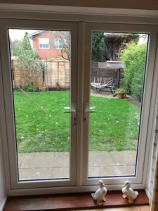 Classic French Doors Internal, Kenilworth