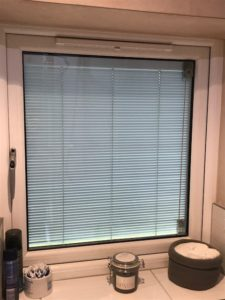 Closed Integral Blinds