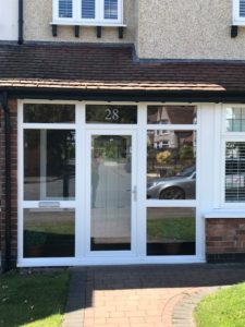 Double Glazed Porch, Kenilworth