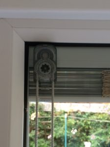 Integral Blinds Pull System