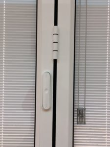 Door with blinds Kenilworth