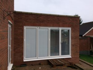 Integral Blinds installation Kenilworth