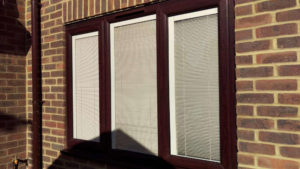 Double Glazed Intergral Blinds Kenilworth