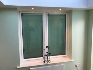 Integral Blinds Fitted