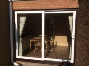 Double Sliding doors kenilworth