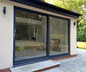 large sliding patio doors warwick