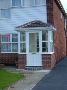 uPVC Porches Warwickshire