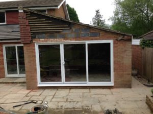 white uPVC Patio Doors Kenilworth