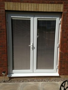 Solar Integral Blinds