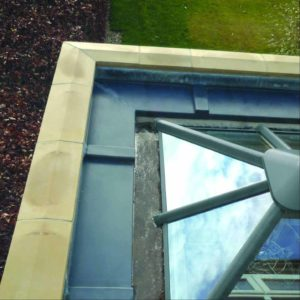 Flat Roof Lantern