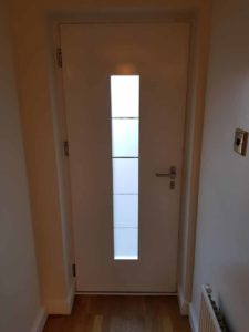 Internal Aluminium door