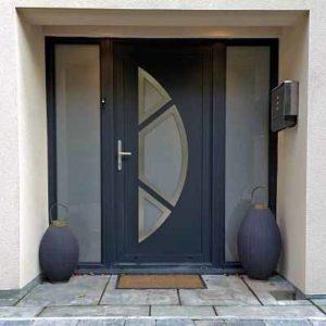 Aluminium Front Door Kenilworth