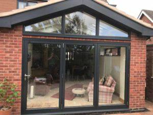 Aluminium Folding Doors Warwickshire
