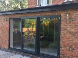 aluminium folding doors Kenilworth
