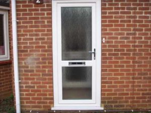 uPVC Front Door Cheshire