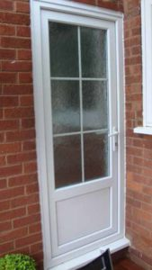 uPVC External Doors Kenilworth