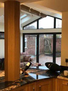 Aluminium Bi-Fold Doors Warwickshire