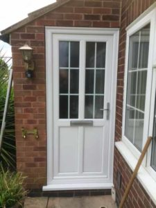 uPVC Front Doors Kenilworth