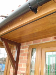 Fascias and soffits Warwick