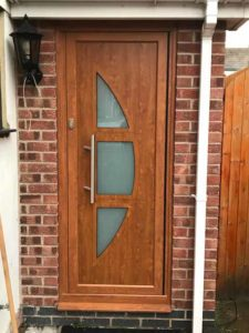 Aluminium Entrance Door Kenilworth