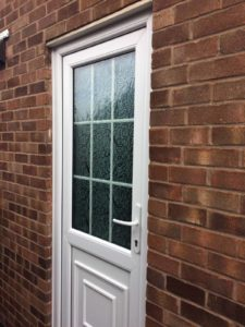 uPVC Back Door Kenilworth
