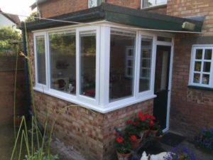 Conservatory Porch, Warwickshire
