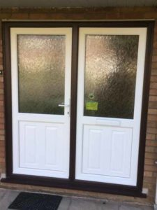 Double Front Doors, Kenilworth