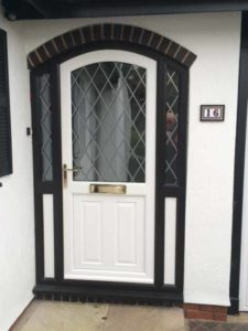 uPVC Front Door Kenilworth