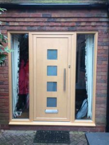Front Door Origin, Kenilworth