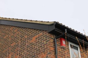 Black Gable Roofline Renovation Warwick