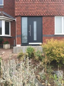 Aluminium Entrance Doors Warwick