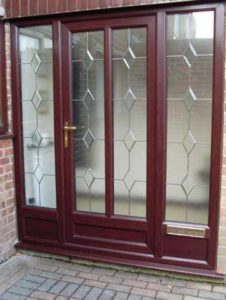 Glazed Front Door Kenilworth