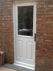 Composite Back Door Kenilworth
