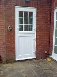 uPVC Stable Door Warwick