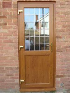 Replacement Back Doors