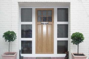 double glazed upvc doors Warwickshire